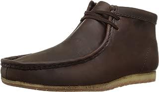 CLARKS Men's Wallabee Step Boot Chukka