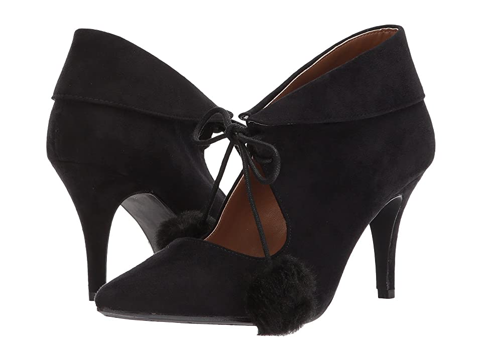 J. Renee Edgemere (Black) High Heels