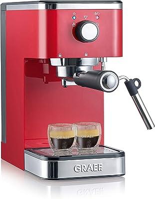 Espresso-Siebträgermaschinen Angebote, Graef ES401EU Salita