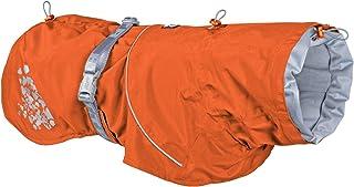 Hurtta Monsoon Coat, Dog Raincoat, Buckthorn, 28 in