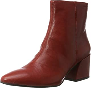 Womens Vagabond Olivia Pointed Toe Winter Fashion Ankle Leather Boots