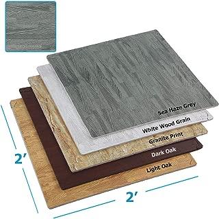 grey cork flooring kitchen