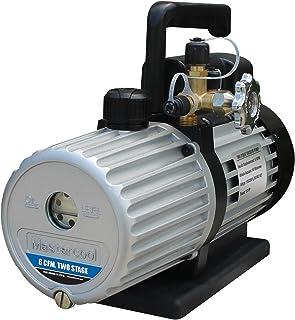 MASTERCOOL 90066-2V-110-B 2 Stage, 6 CFM Dual Voltage Vacuum Pump