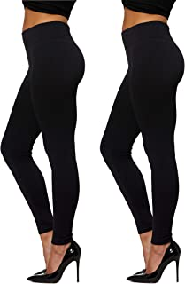 Conceited Premium Ultra Soft Leggings - High Waist - Regular and Plus Size - Solids and Printed Leggings