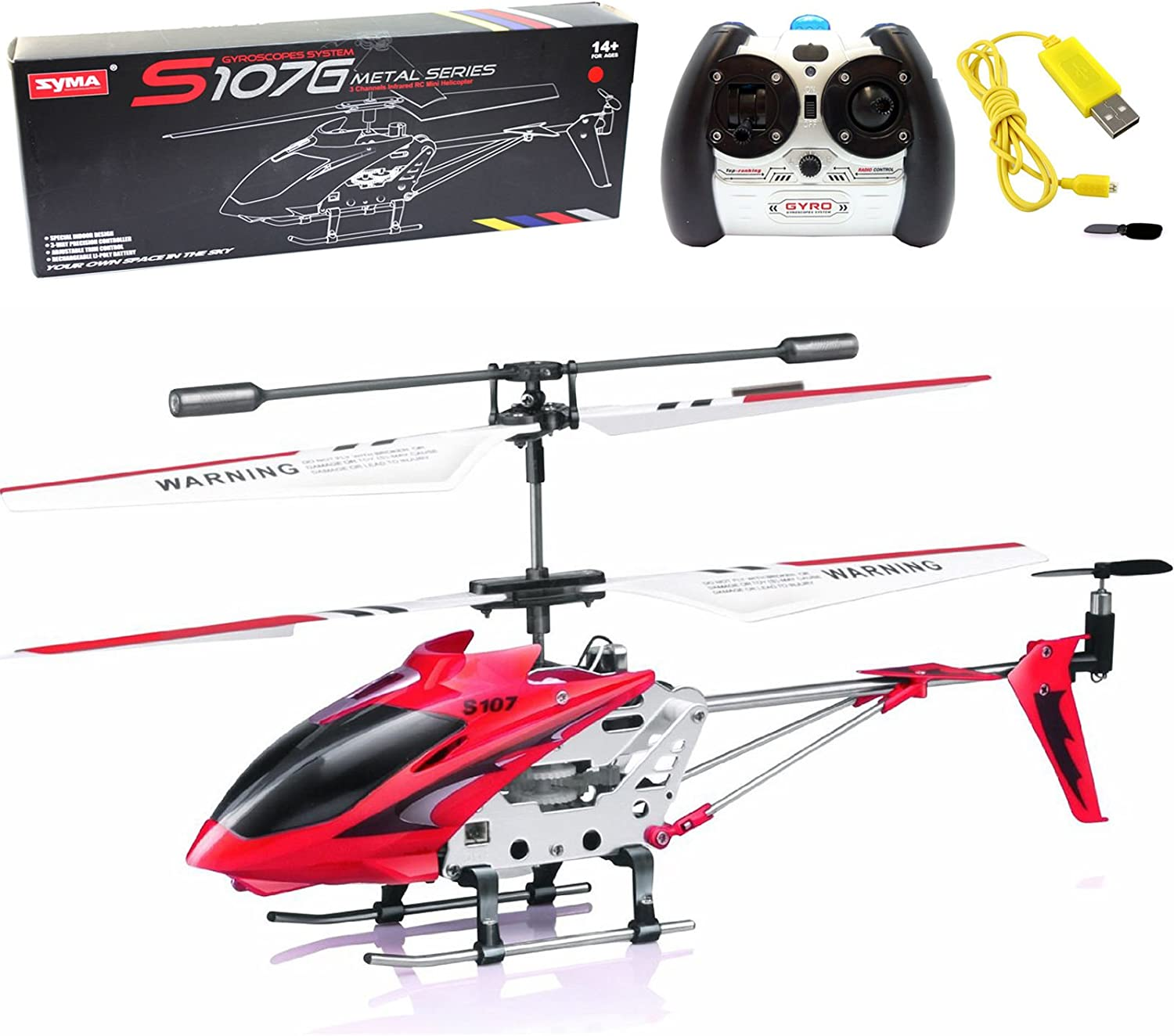 Syma S107 S107G R C Helicopter  colors may vary