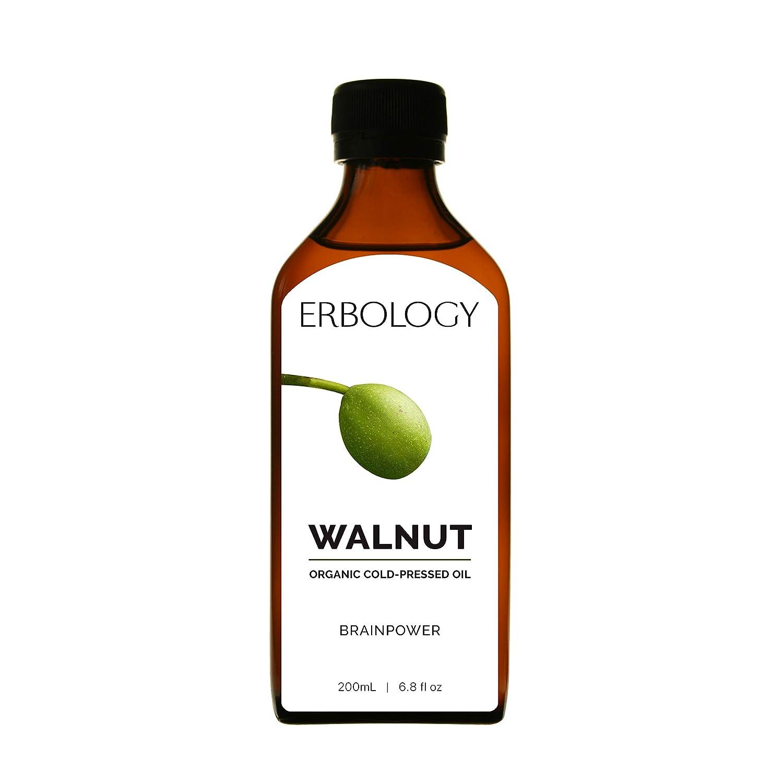 Organic Cold-Pressed Walnut Oil 6.8 fl Pr oz in Omega-3 Colorado Springs Mall - Rich cheap