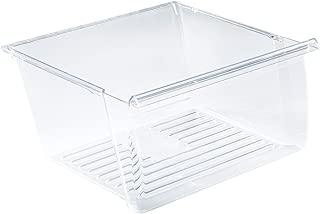 Whirlpool 2188661 WP2188661 SxS Refrigerator Crisper Drawer