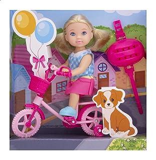 Bingo Koki Doll First Bike Set for Girls