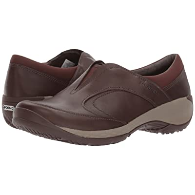 Merrell Encore Q2 Moc Leather (Espresso) Women