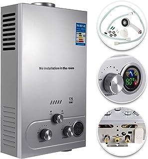 Guellin LNG Calentador de Agua de Gas Natural Calentador de