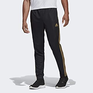 adidas tracksuit black and gold