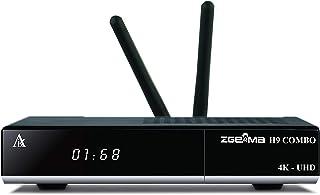 Decoder Zgemma H9 Combo Multistream S2X-T2/C Wi-Fi 4K UHD 8GB flash
