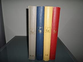 Famous Artists Course in Commercial Art, Illustration and Design (4 Volume Lot)