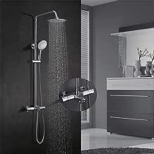 Amazon.es: griferia ducha termostatica tres - Fontanería de baño y ...