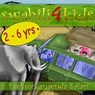 Dickson Anaenda Safari - Single