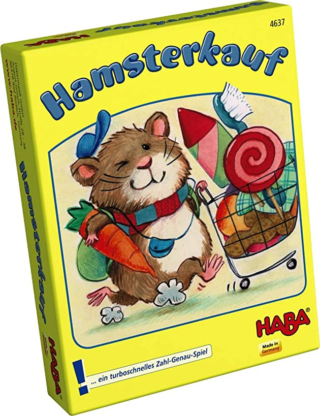 Haba Hamster Shopping