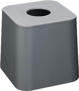 Umbra Scillae Tissue Box, Charcoal