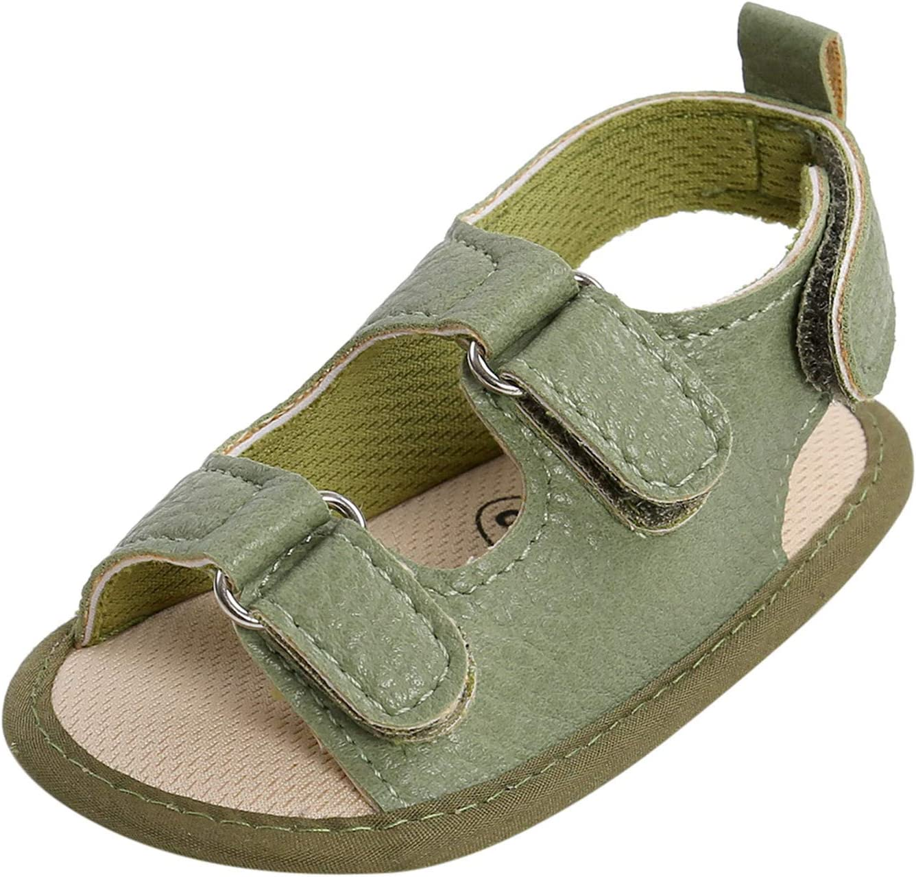 0-18M Spasm price Baby Gifts Boys Girls Sandals Non-Slip Sole Soft Rubber Casual