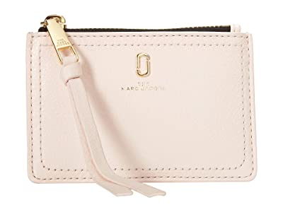 Marc Jacobs Top Zip Multi Wallet (Pink Tutu) Wallet Handbags