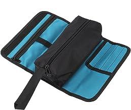Opvouwbare Professional Elektriciens Tool, Storage Holder Roll Bag Handige Organizer Tool Bag Waterdichte Oxford Bag