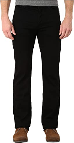 7 For All Mankind Standard in Nightshade Black