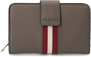 Luxury Fashion | Bally Womens 6219283SEMBRIDGES15 Brown Wallet | Season Outlet