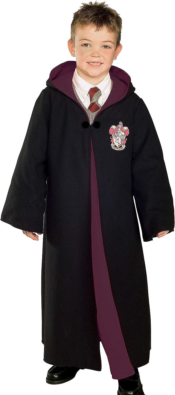 Harry Potter Gryffindor Halloween Carnaval Cloak Robe Capa Cosplay Traje