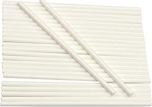 Cybrtrayd Paper Lollipop Sticks, 4-Inch by 5/32-Inch, Case of 12000