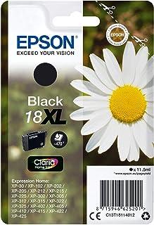 C13T18114012 Epson EXPRESSION HOME XP-225 Inkt patroon Zwart