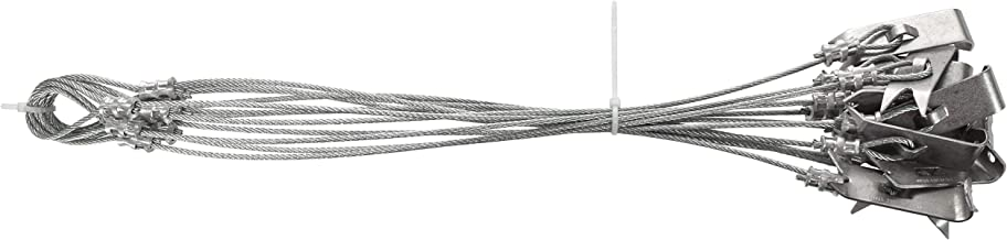 Berkshire Standard Disposable Stakes with 20-inch cable attached 1 Dozen