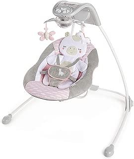 unicorn baby swing