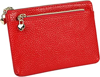 Best red coin purses Reviews
