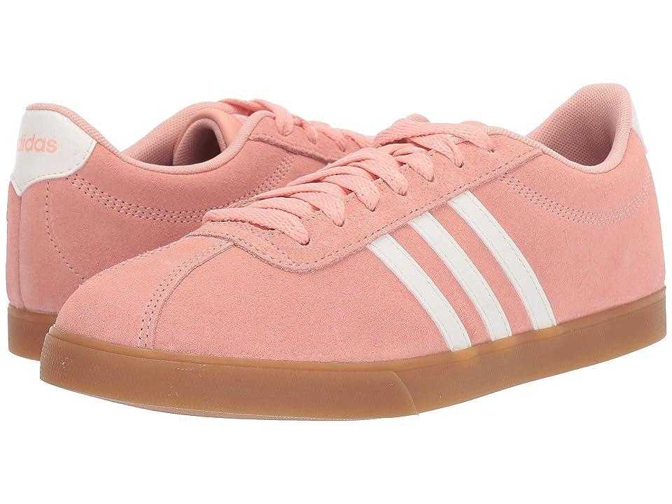 adidas Courtset (Dust Pink/Cloud White/Gum 3) Women