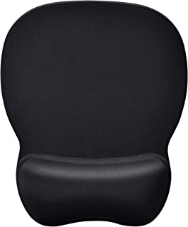 MROCO Ergonomic Mouse Pad with Gel Wrist Rest Comfortable Mouse Pad with Wrist Support,..