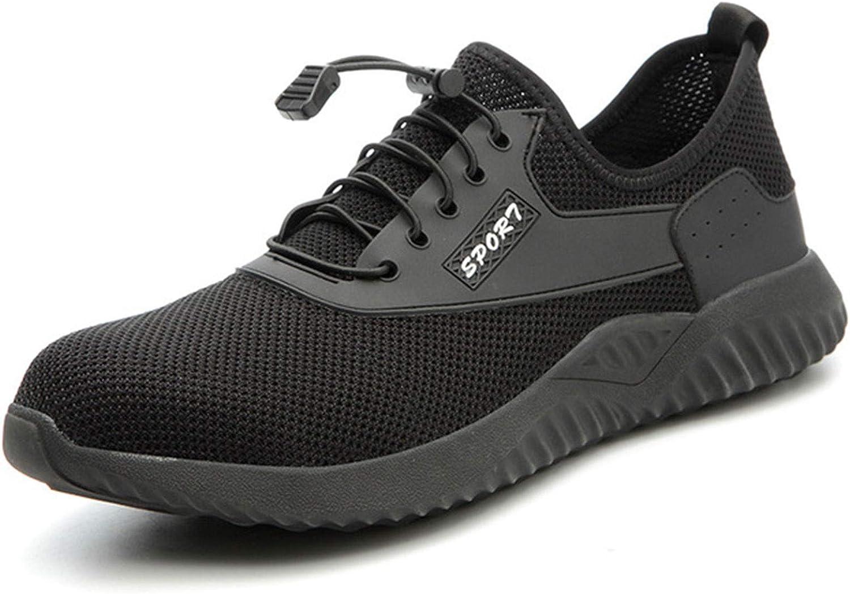 Regular discount Meng Safety Shoes Men Lightweight Work Women Very popular Ladies Ste Trainers