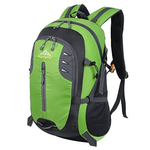 HWJIANFENG Backpack Outdoor Sports Daypack for Hiking Cycling Travelling  Climbing Camping Lightweight Men Women 25L 0794fb600a91