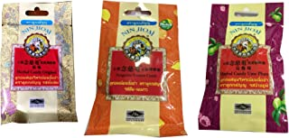 NIN JIOM Herbal Candy Sachet (20g) x 3 Flavor Original,Tangerine-Lemon,UME Plum