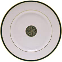 Royal Doulton China OXFORD GREEN Salad Plate(s) EXCELLENT