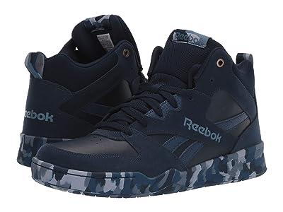 Reebok Lifestyle Royal BB4500 Hi 2 (Navy/Washed/Blue/Camo) Men