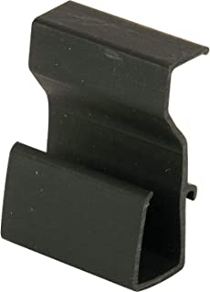 Black Vinyl Prime-Line Products PL 7754 Screen Frame Lift /& Retainer Clip Pack of 6 7//16