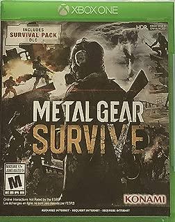METALGEAR SURVIVE (XBOX ONE) INCLUDES SURVIVAL PACK DLC