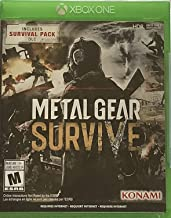 METALGEAR SURVIVE (XBOX ONE) INCLUDES SURVIVAL PACK DLC
