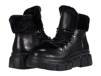 FARYL by Farylrobin Fahrenheit (Black Leather) Women