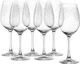 Chic Antique Antoinette Weinglas Mit Muster 12