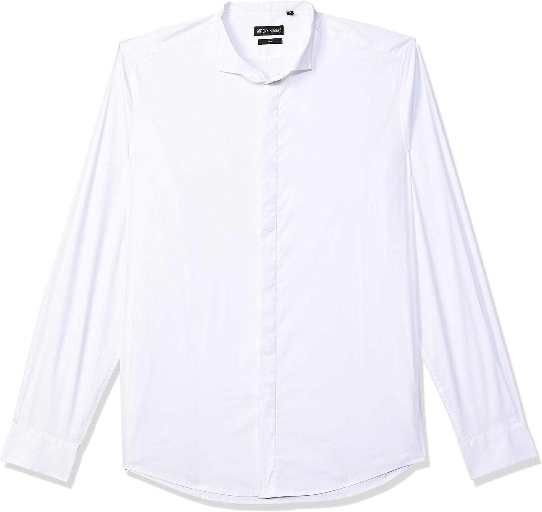 Antony Morato Camicia Smoking Slim Camisa para Hombre ...