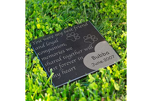 Best Grave Markers For Dogs Amazon Com