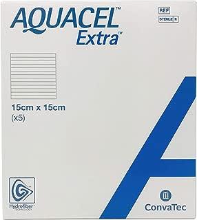 New and Improved AQUACEL® Extra™ Hydrofiber® Dressing 6