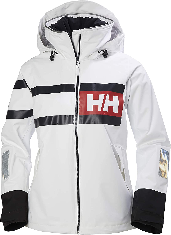 Helly-Hansen Womens Salt Power Waterproof Sailing Jacket
