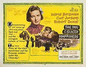 Berkin Arts Cartel de película Lámina giclée sobre Lienzo-Cartel de la película Reproducción Decoración de Pared(La Posada de la sexta Felicidad 2) #XFB