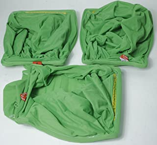EZ Care NC1017-3 Economic 3 Pack Filter Bag for NC22 or Others. Quality and Affordable Pool Robot Accessory